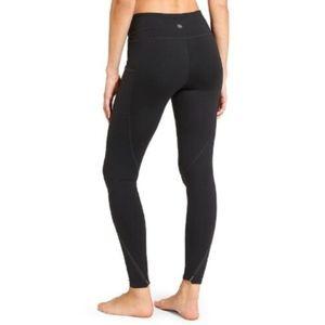 Athleta Pants - Athleta High Waist Chaturanga Tights Leggings L
